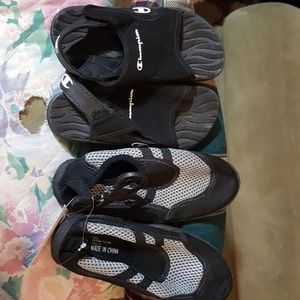 Other - Toddlers swim shoes and sandles